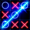 Tic Tac Toe Glow - Puzzle Game - iPhoneアプリ