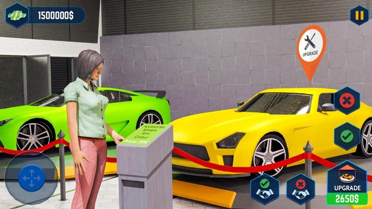 Car Dealer Job Simulator