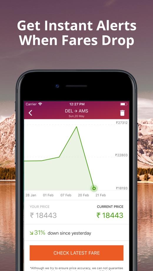 ixigo - Flight & Hotel booking】版本记录- iOS App版本更新