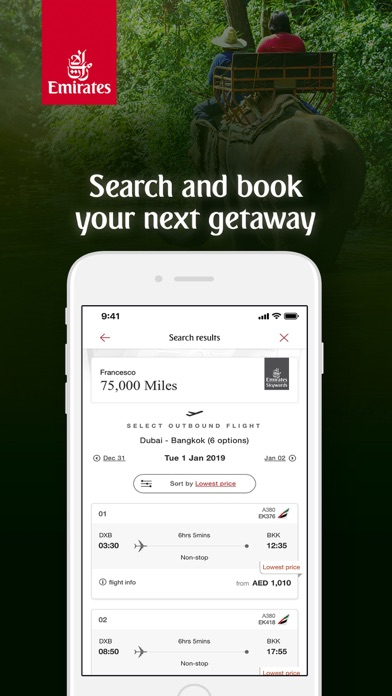 Download The Emirates App for Pc