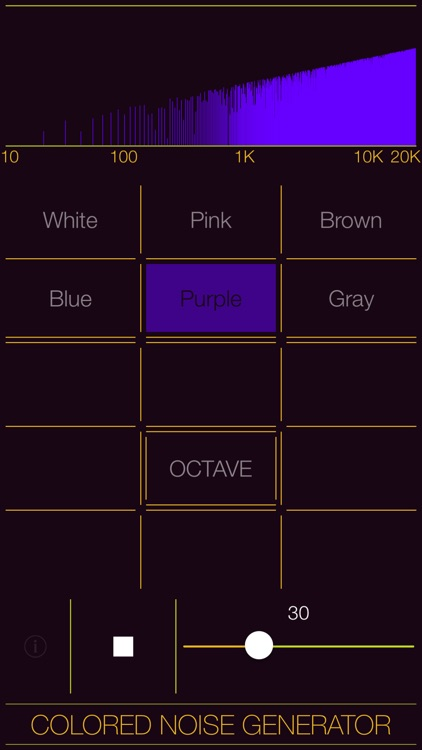Colored Noise Generator screenshot-5