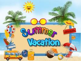 Summer Vacation Emoji