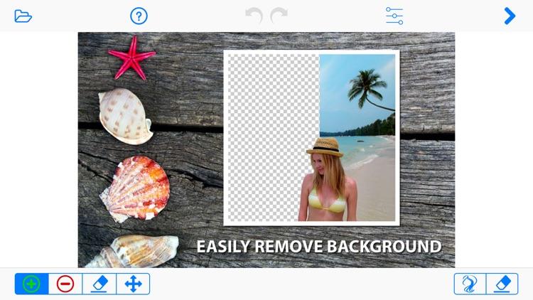 PhotoScissors screenshot-3
