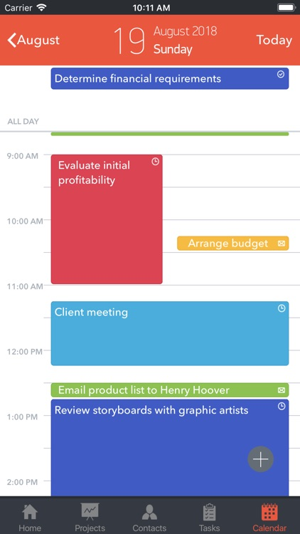 Task Office: to-do, calendar screenshot-7