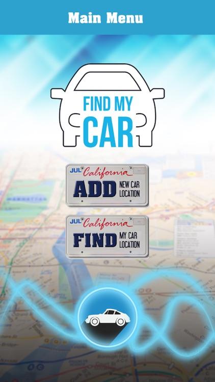 Find My Car - PRO screenshot-3