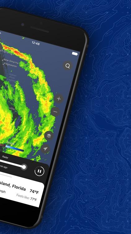 NOAA Realtime Weather Radar