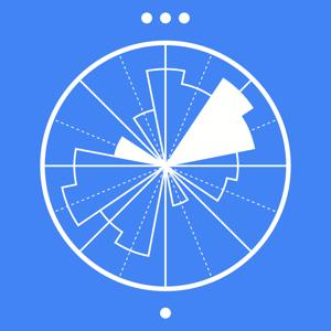 WINDY - wind & snow forecast Weather app