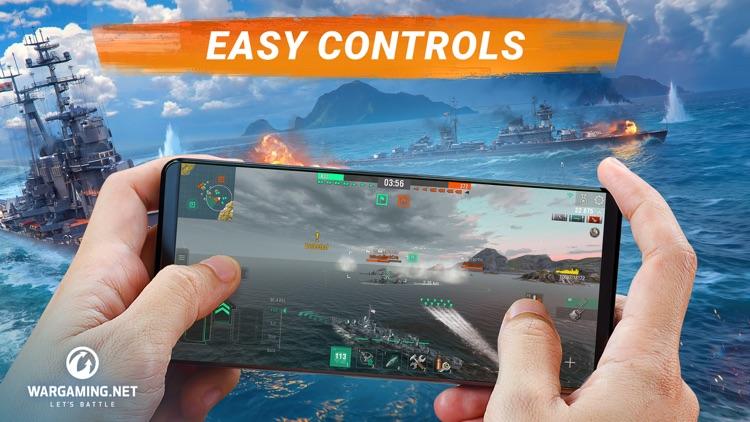 World of Warships Blitz: MMO screenshot-0