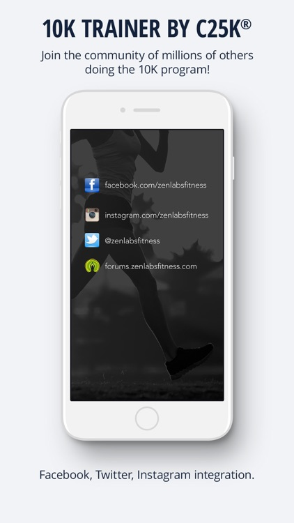 10K Trainer Pro by C25K® screenshot-3