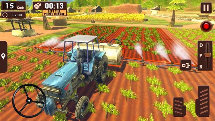 Farmers Harvest Sims screenshot-6