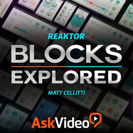 Blocks Course For Reaktor 6