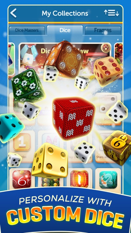 Dice With Buddies: Social Game screenshot-4
