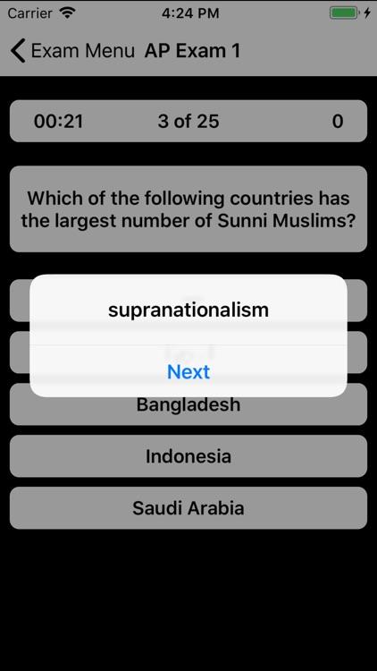AP Human Geography Buddy 2019 screenshot-5
