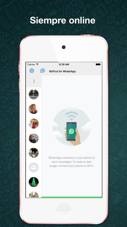 WzPad para WhatsApp