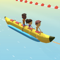 App Icon for Banana Boat 3D App in United States IOS App Store