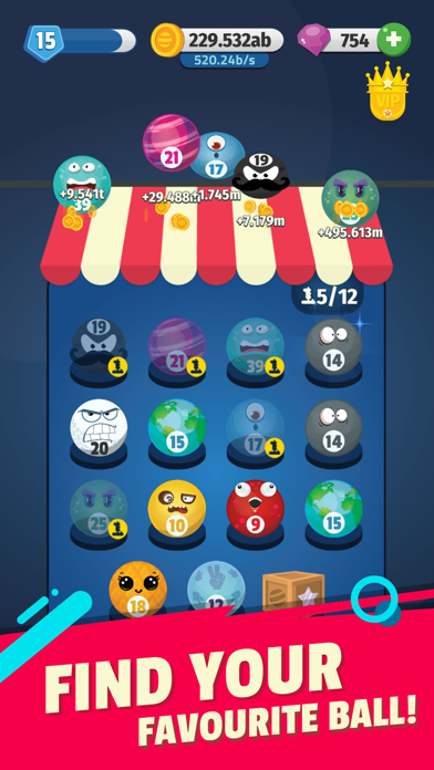 Merge Balls - Idle Game for Pc - Download free Games app