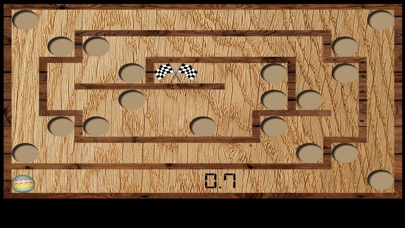 Screenshot for Wood Maze Deluxe - Plus in Japan App Store