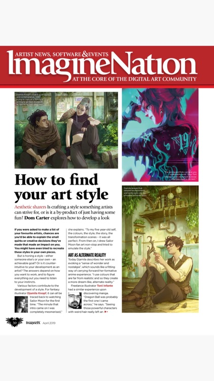 ImagineFX screenshot-2