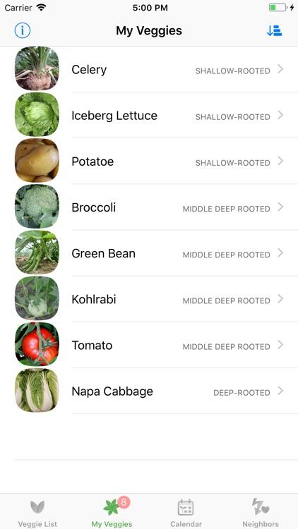 Veggie Garden Planner screenshot-5