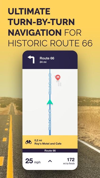Route 66 Navigation