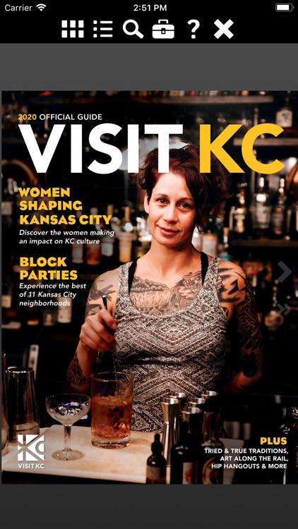 Kansas City Visitors Guide