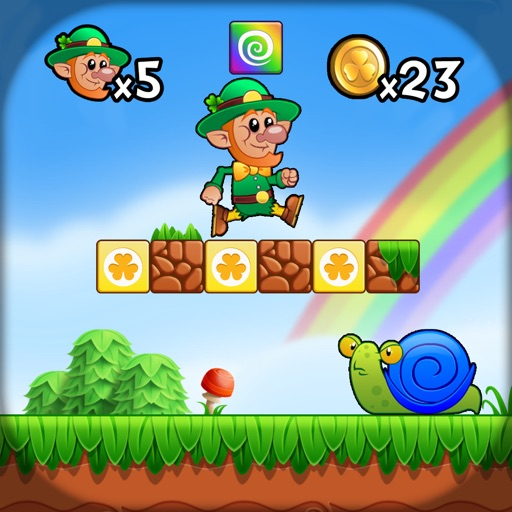 Lep's World 3 - 楽しいジャンプゲーム