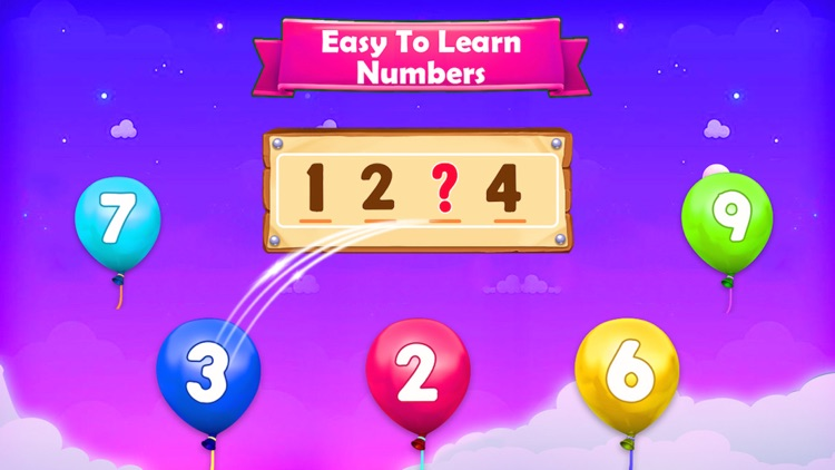 123 Counting & Tracing Numbers screenshot-3