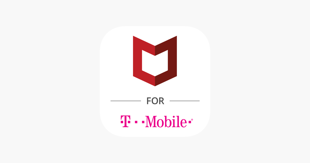 Mcafee Security For T Mobile On The App Store