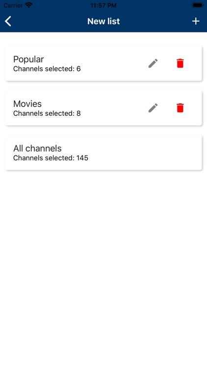 Tellyguide UK TV listings screenshot-6