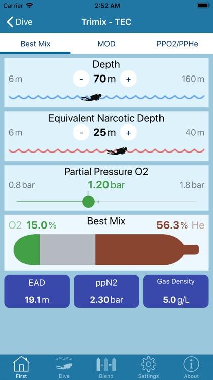 DiveSafe screenshot-3
