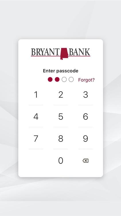 Bryant Bank screenshot-5