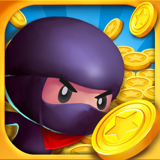 Coin Mania: Ninja Sakura Dozer