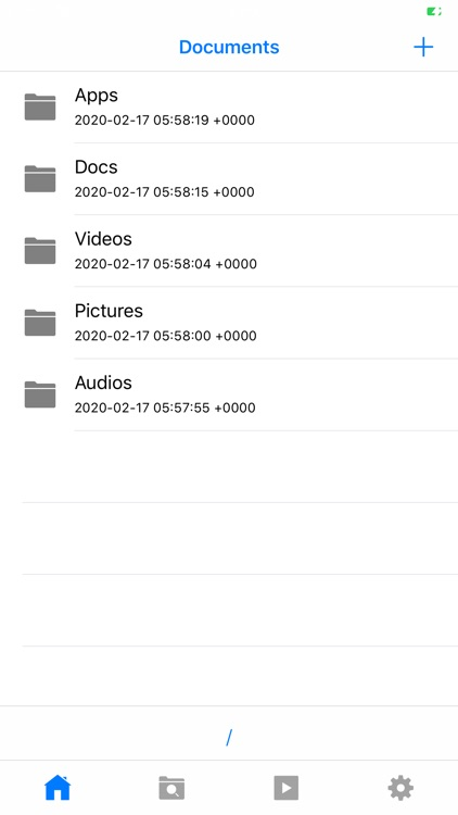 Filza File Manager App screenshot-0