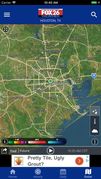 Fox 26 Houston Weather Radar By Utv Of San Francisco Inc