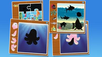 Fish puzzle - fun for kids screenshot three
