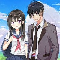 Anime School Girl Love Story