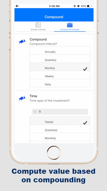 Avi Interest Calculator screenshot-3