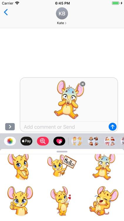 MouseMoji - Stickers Pack screenshot-3