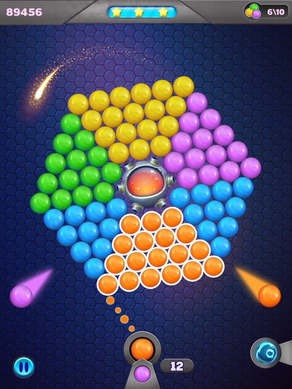 Bubble Pop Spinner screenshot 10