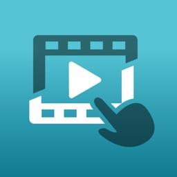 برنامج تصميم الفيديو و الكتابة