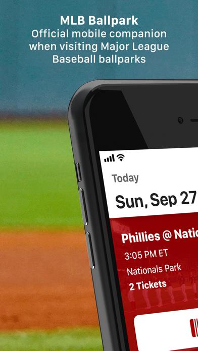 MLB Ballparkのおすすめ画像1