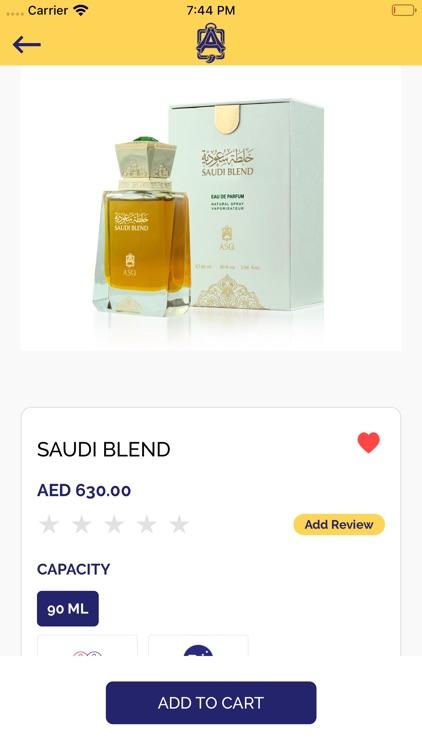 Abdul Samad Al Qurashi Perfume