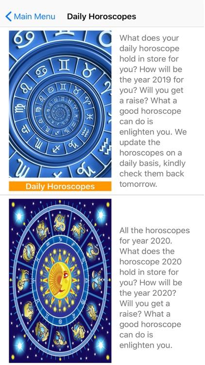 Live Daily Horoscope screenshot-5