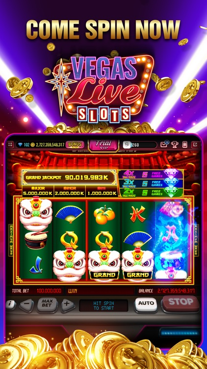 Vegas Live Slots Casino screenshot-9