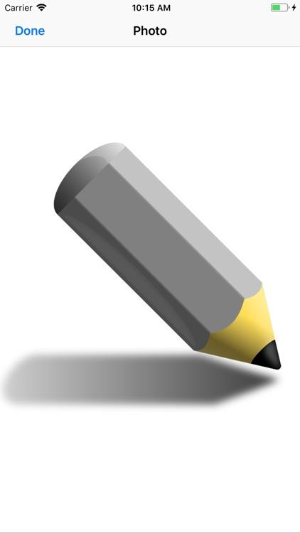 Pencil Crayons screenshot-6