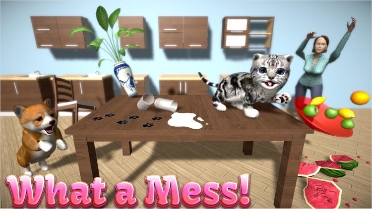 Cat Simulator:  Kittens screenshot-0