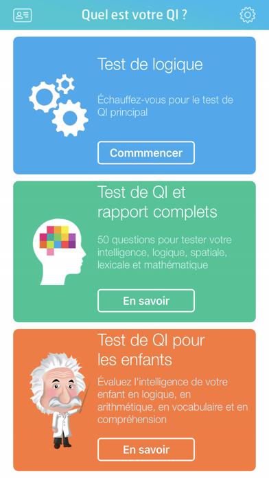 messages.download Test de QI : Calculez votre QI software