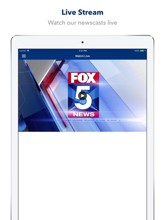 Screenshot #4 for FOX 5 News - San Diego