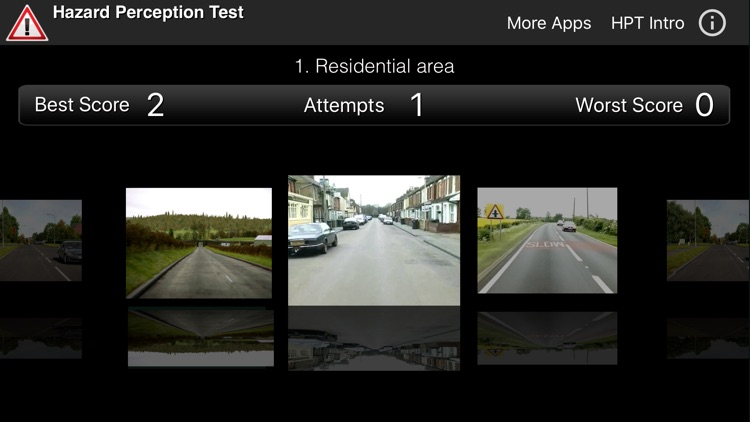 Hazard Perception Test. Vol 1 screenshot-3
