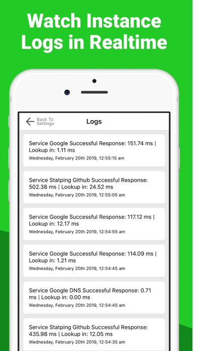 Statping app image
